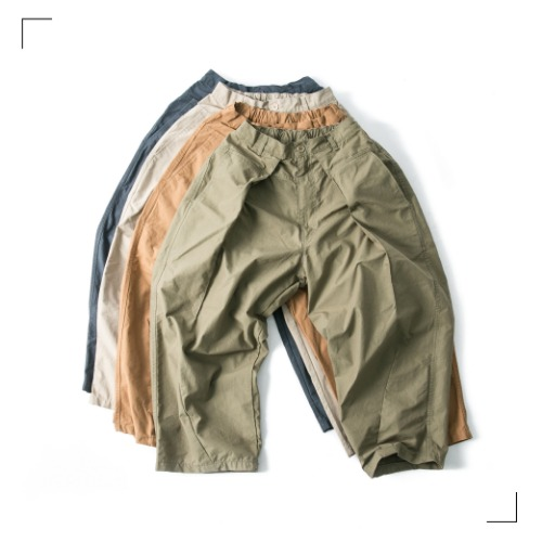 Dia Pants - 4color [ RE ]