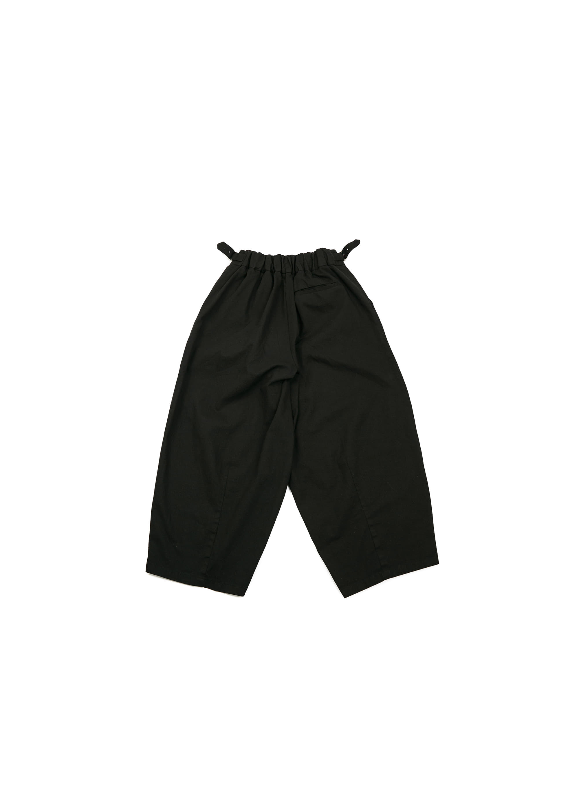 Gurkha Balloon Pants - Black