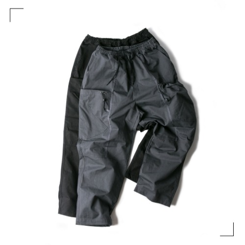 Big Pocket Side Pants - 2color [ RE ]