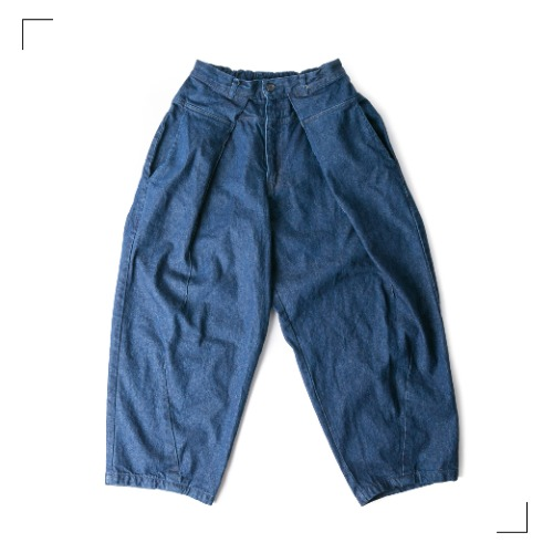 Denim Dia Pants