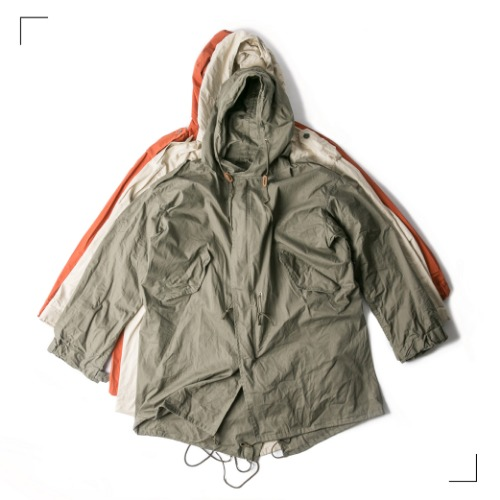 M51 Fishtail Parka - 3color